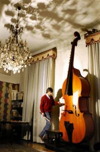 Ottobasso e musicista Nicola Moneta