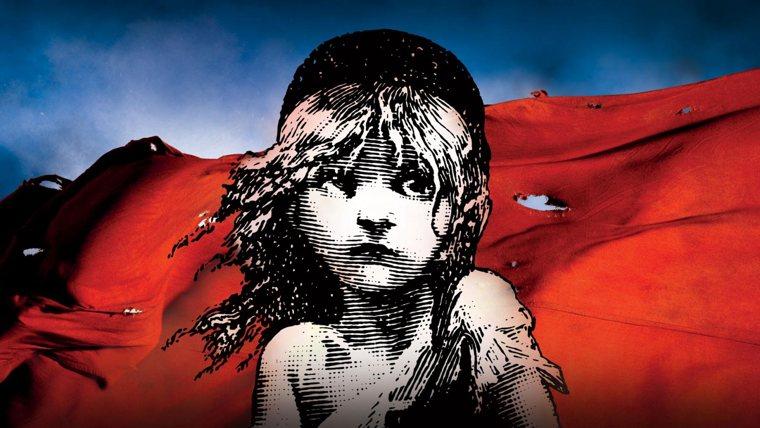 Les Misérables - l'immagine di locandina