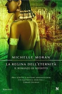 Il romanzo di Michelle Moran