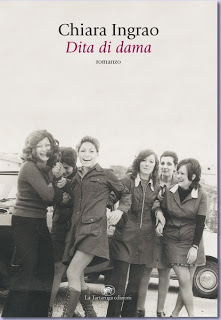 DITA DI DAMA di Chiara Ingrao: la copertina