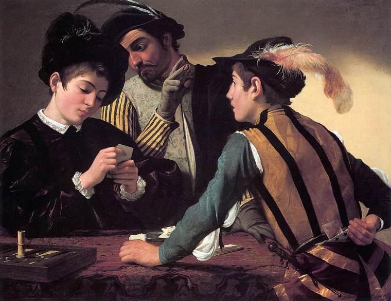 Caravaggio | I bari