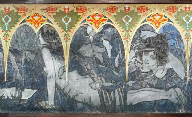 Art Nouveau: Mucha