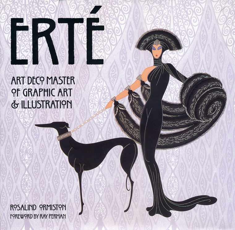 Art Déco: disegno di Erté