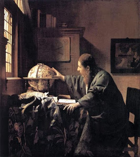 Vermeer-astronomo