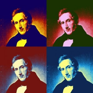 Il diritto d'autore: ritratto di Manzoni