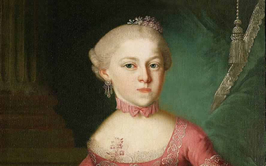 Nannerl, sorella mozartiana