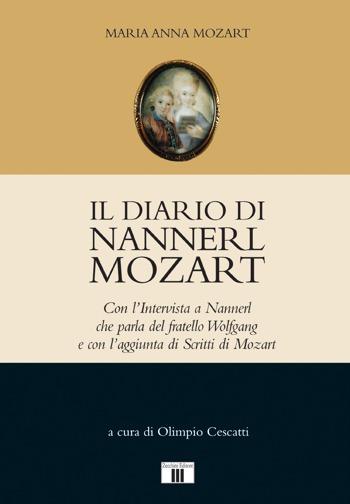 Copertina del Diario di Nannerl Mozart