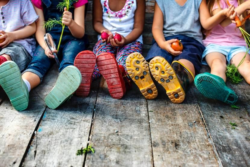 Affidamento familiare: alcuni bambini