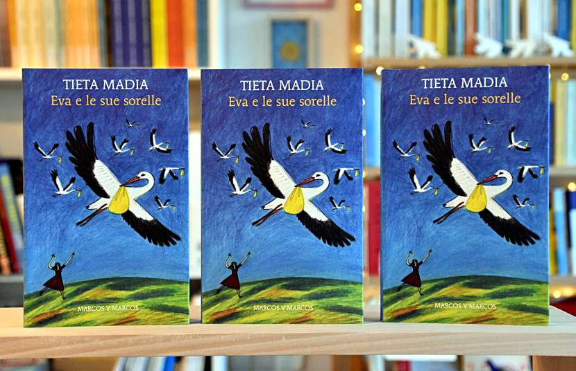 Tieta Madia - Eva e le sue sorelle